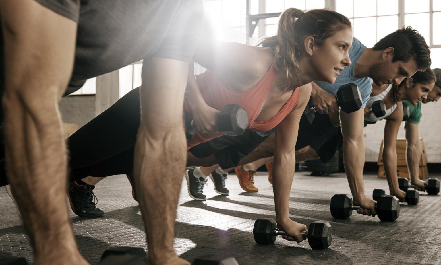 Fitness, Running, Yoga y Pilates