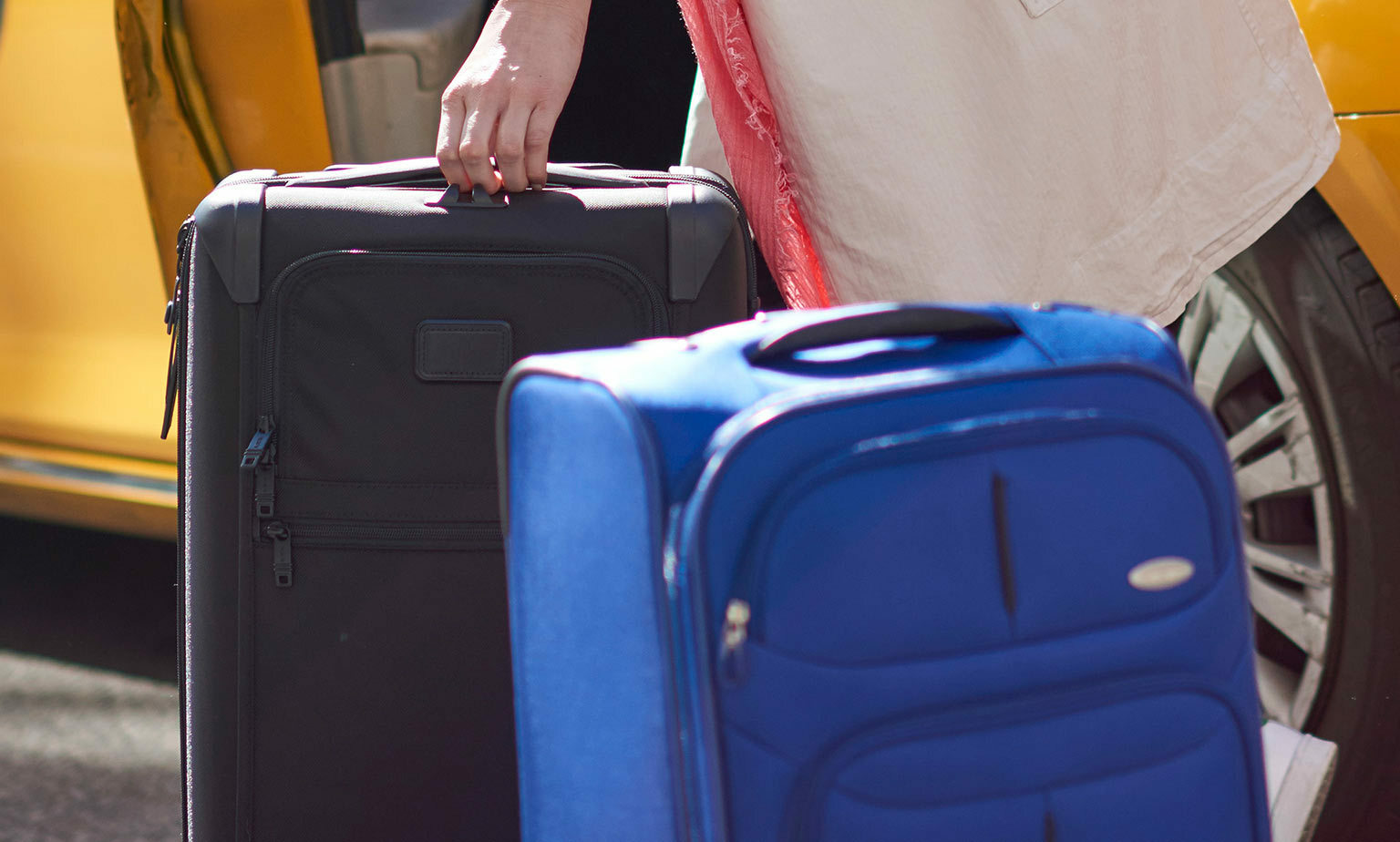 Top Luggage Brands Up To 60% Off