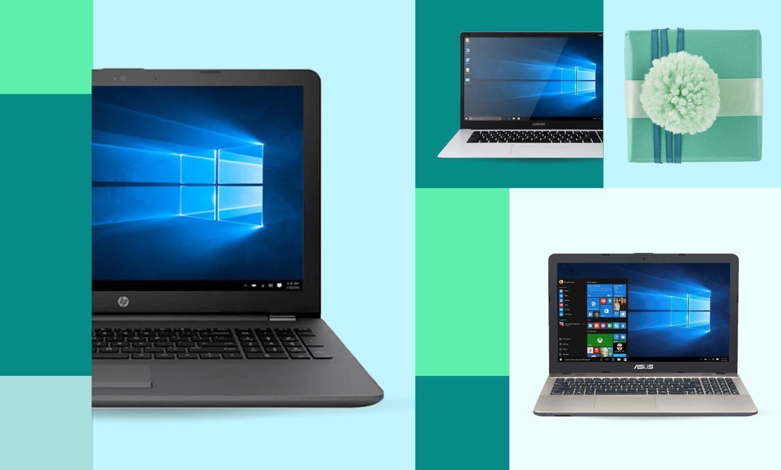 Portátiles y Tablets PC por menos de 399€