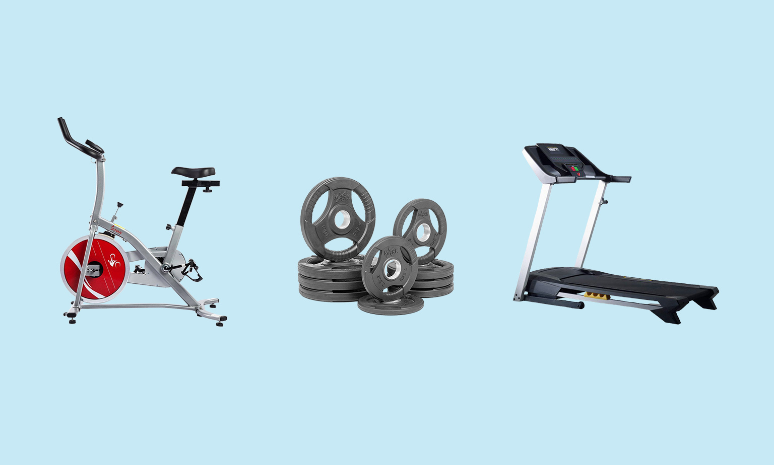 Build Your Home Gym   Starting at $89.99