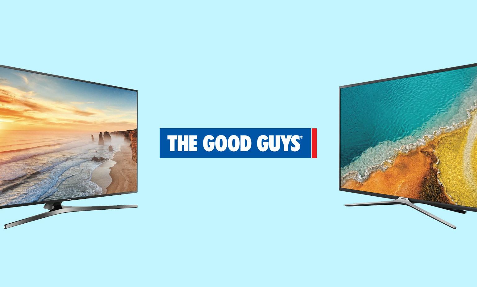 The Good Guys TV Clearance