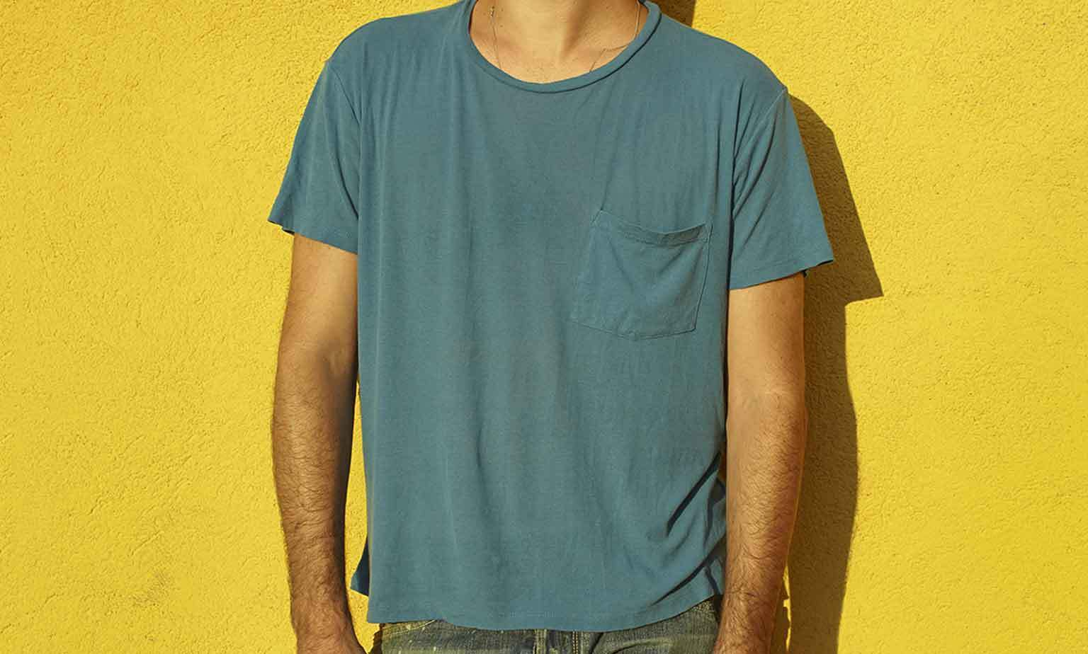 Men's Selected Clothing: T-shirts