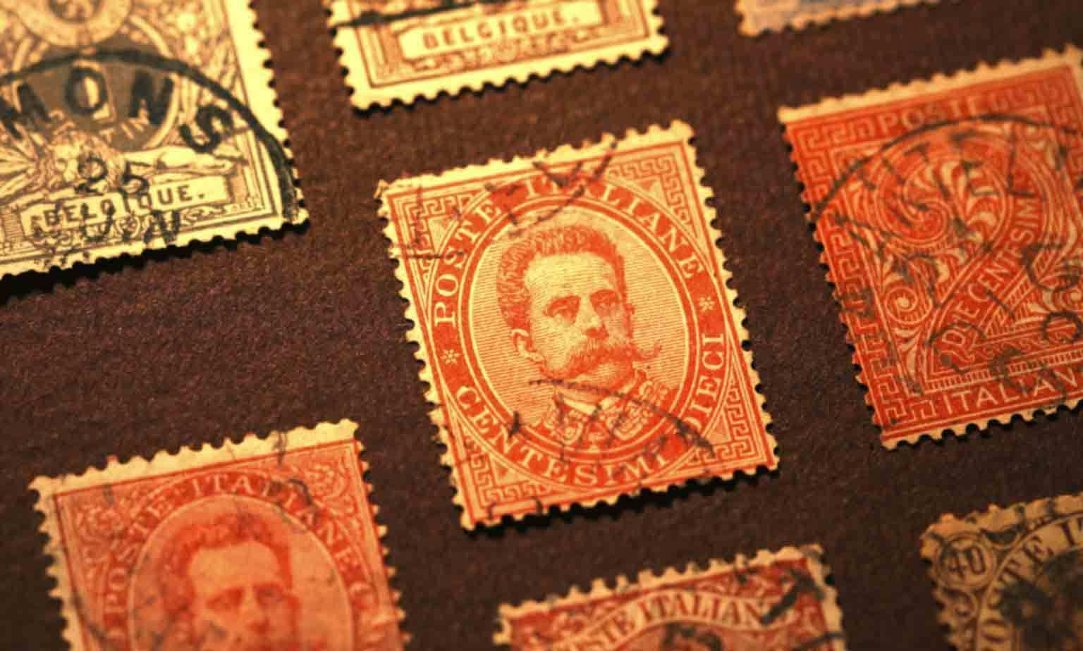 Pre-Owned Stamps