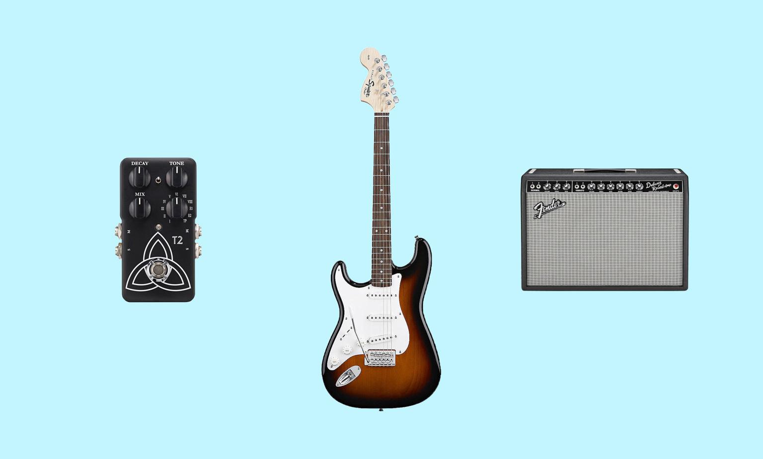 mechanism description of an electric guitar essay