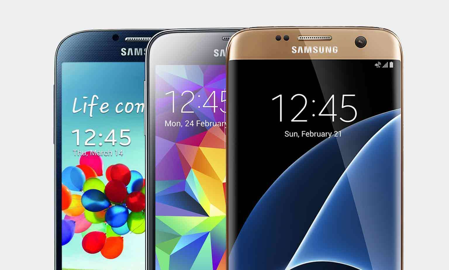 Upgrade for Less - Samsung Phones from £100