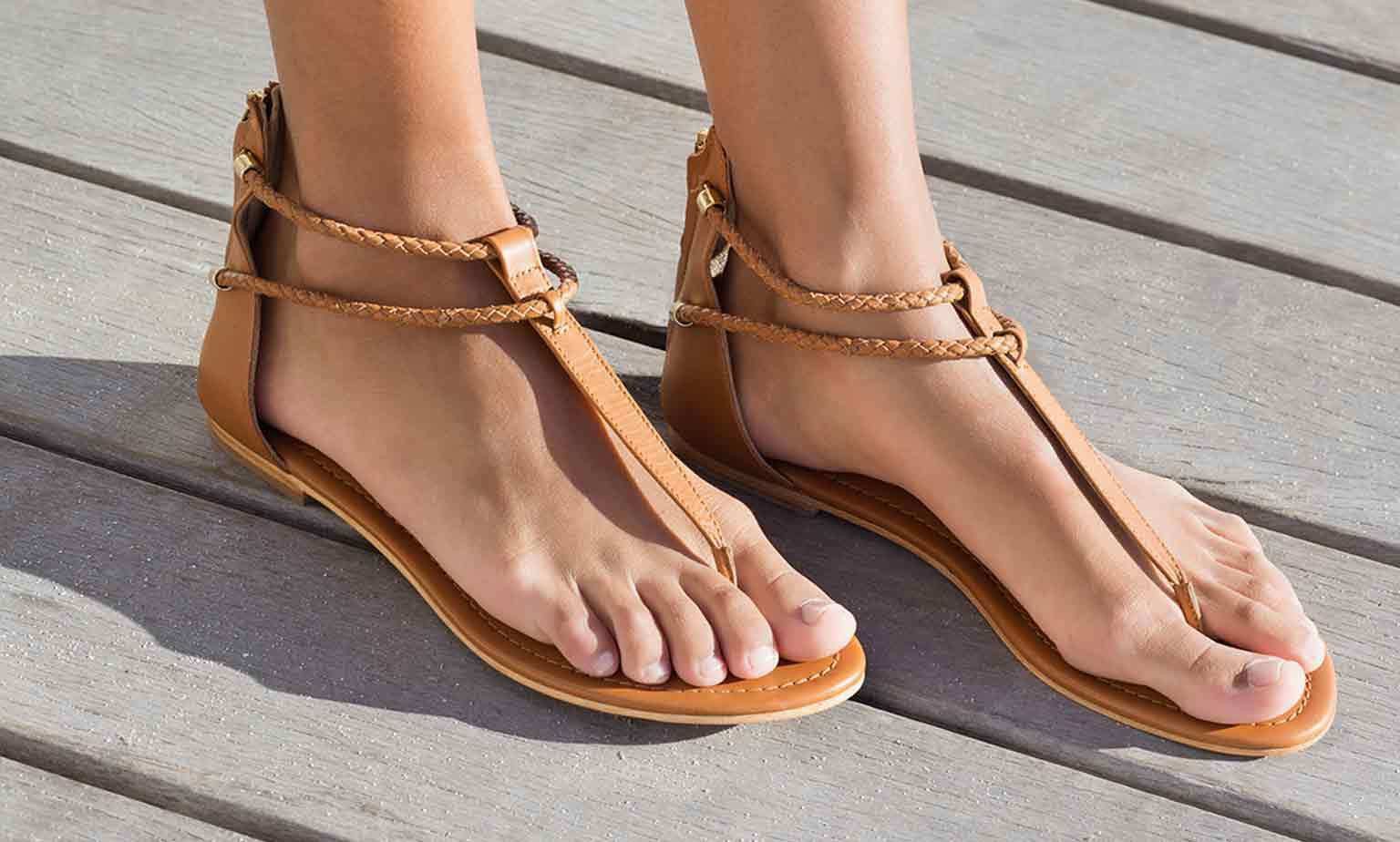 Women's Edit: Sandals and Beach Shoes