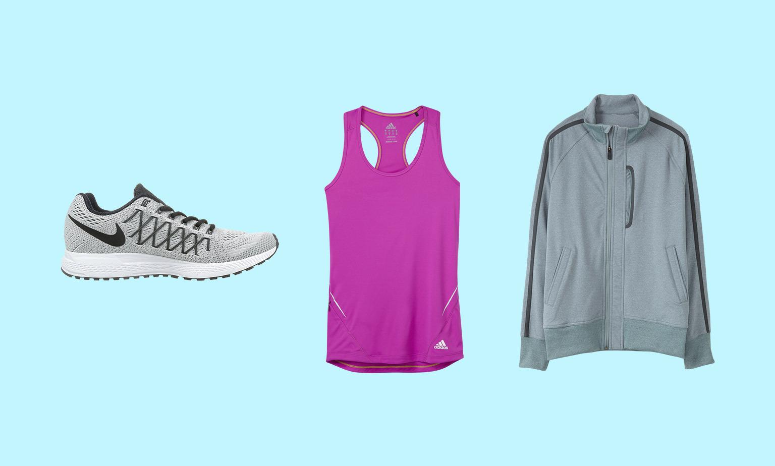 Top Brands in Athletic Apparel