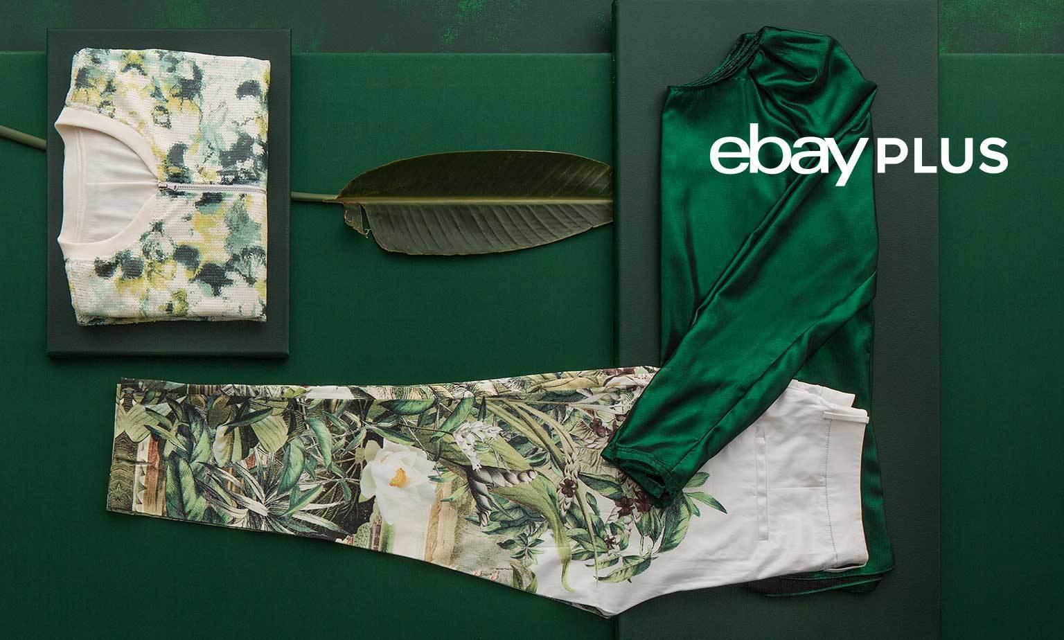 eBay Plus Fashion: ausgewählte Mode für sie