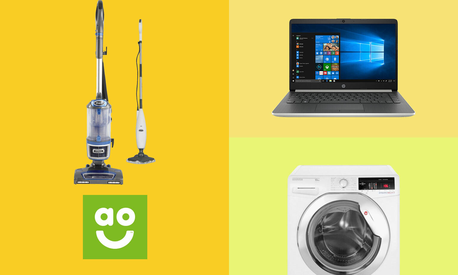 Bank Holiday Deals from AO!