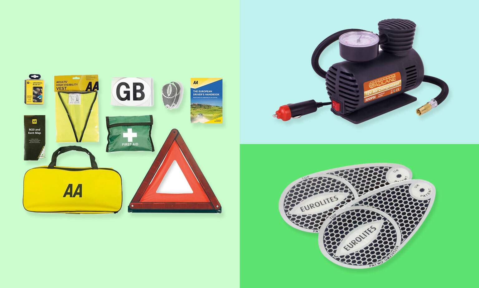 Up to 10% off Travel Essentials for your Car