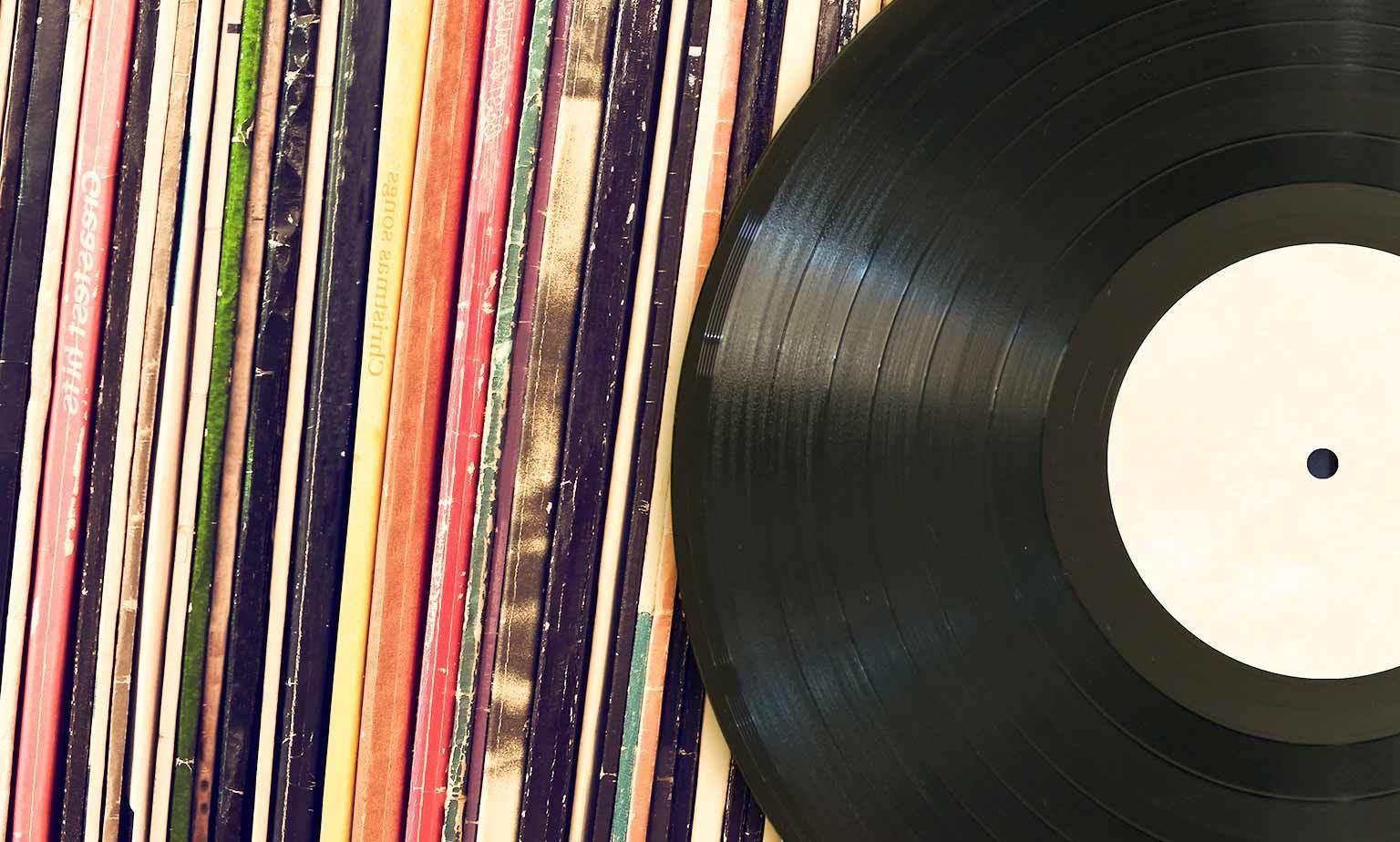 Vinyl gebraucht