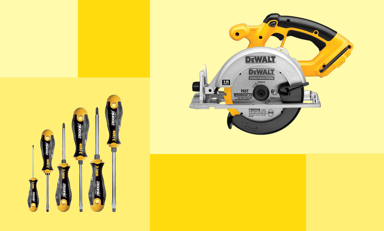 DIY with DEWALT