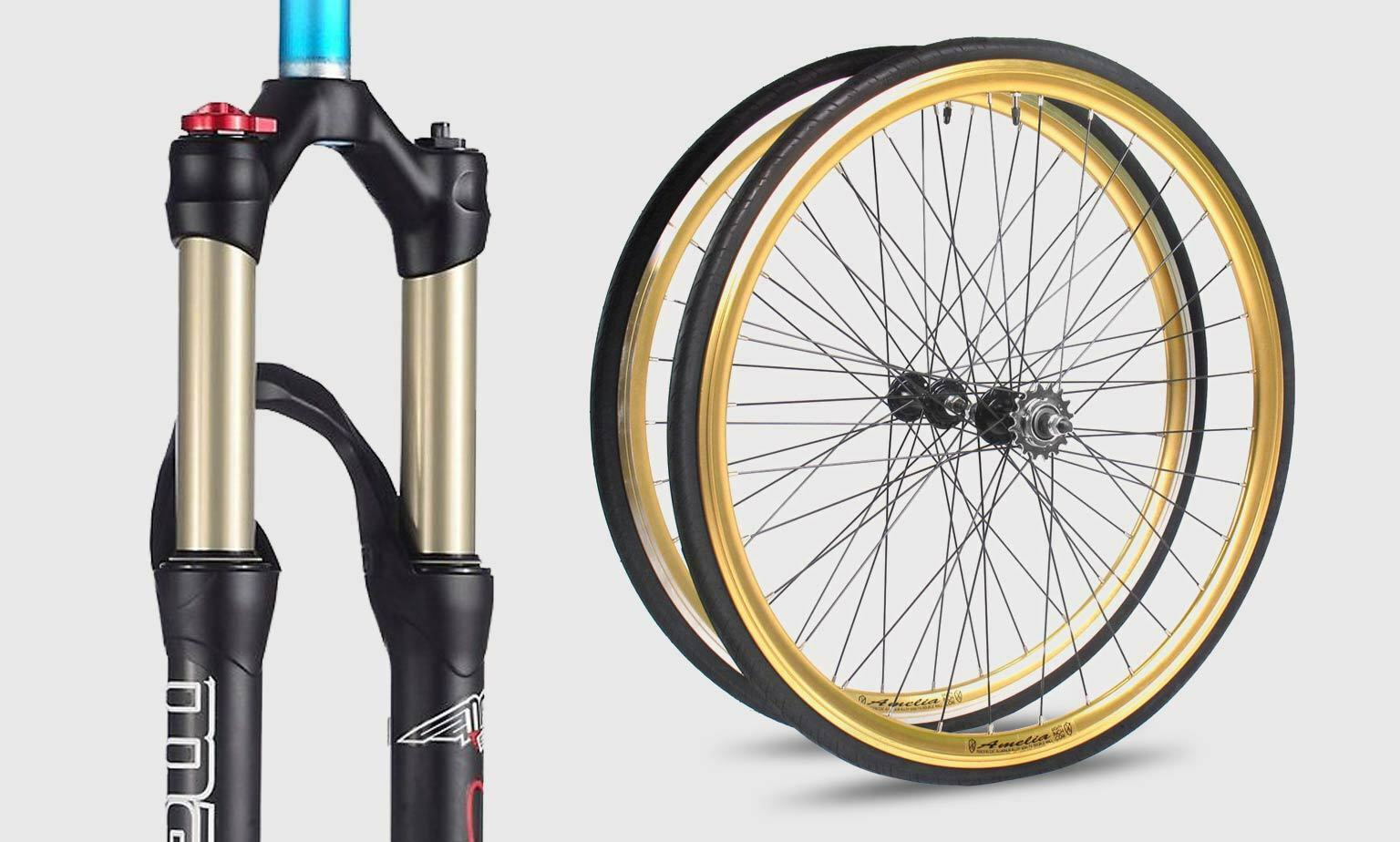 Bike Parts & Components up to 50% off