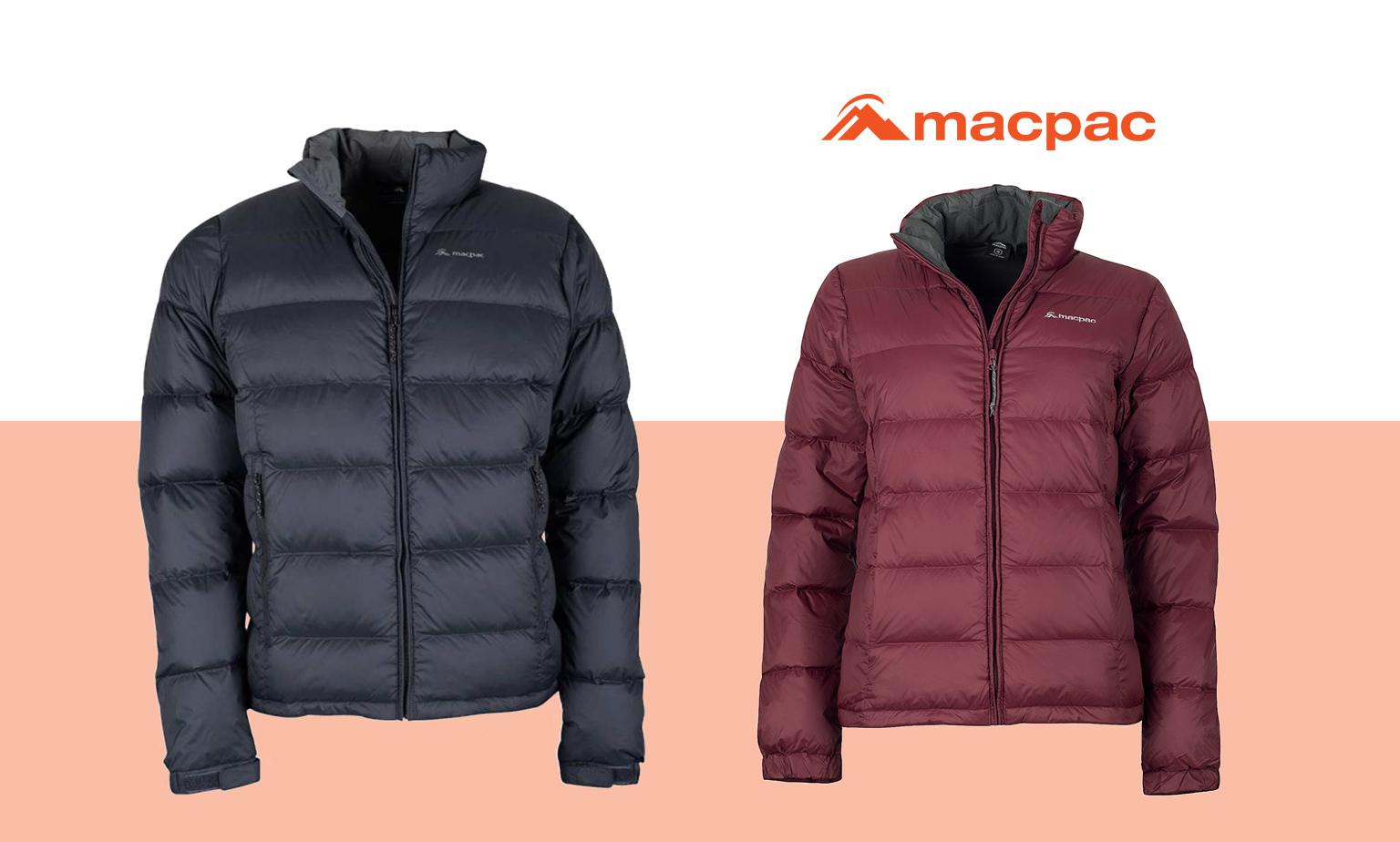 Up to 50% off Macpac