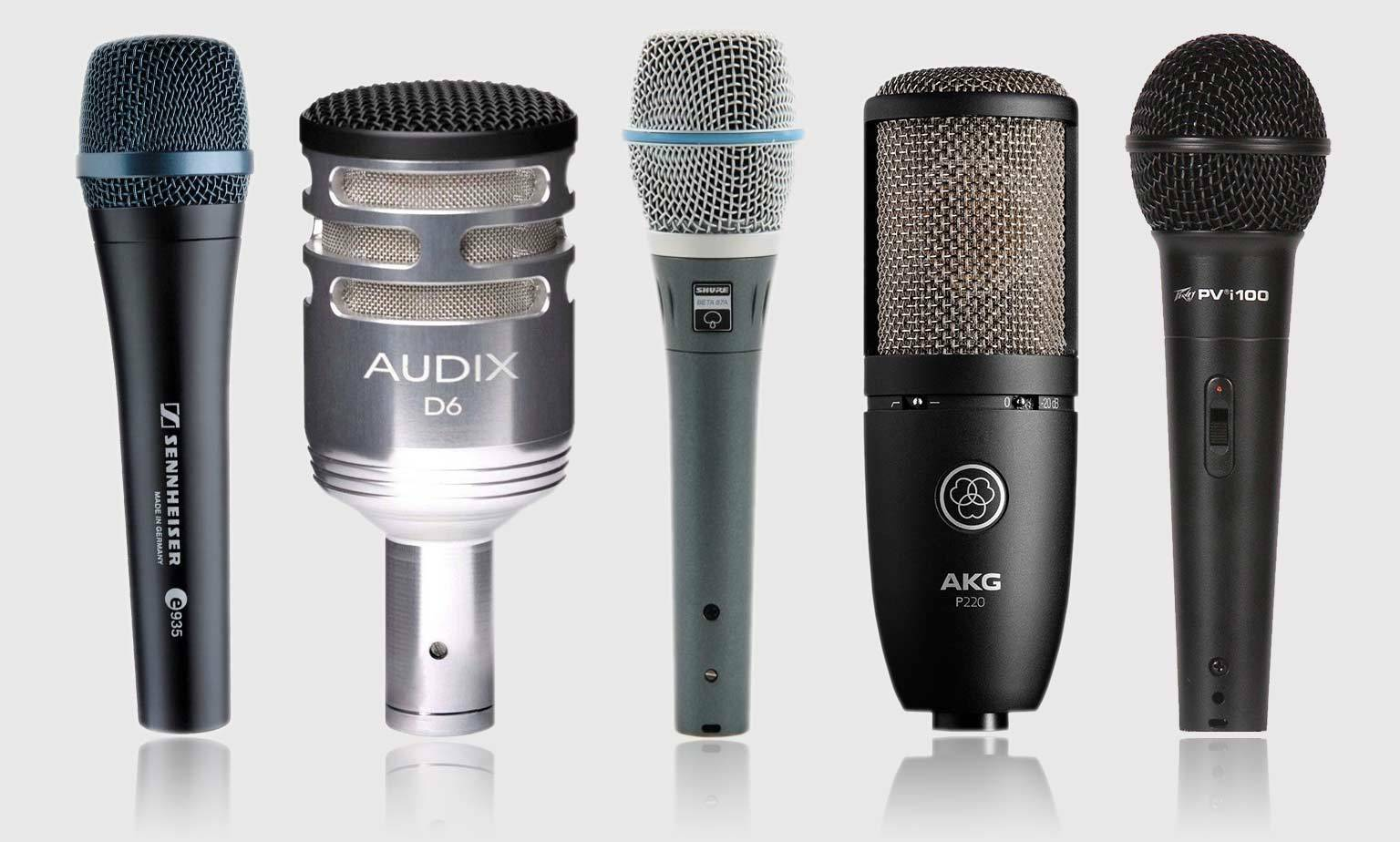 Shop Top Microphone Brands