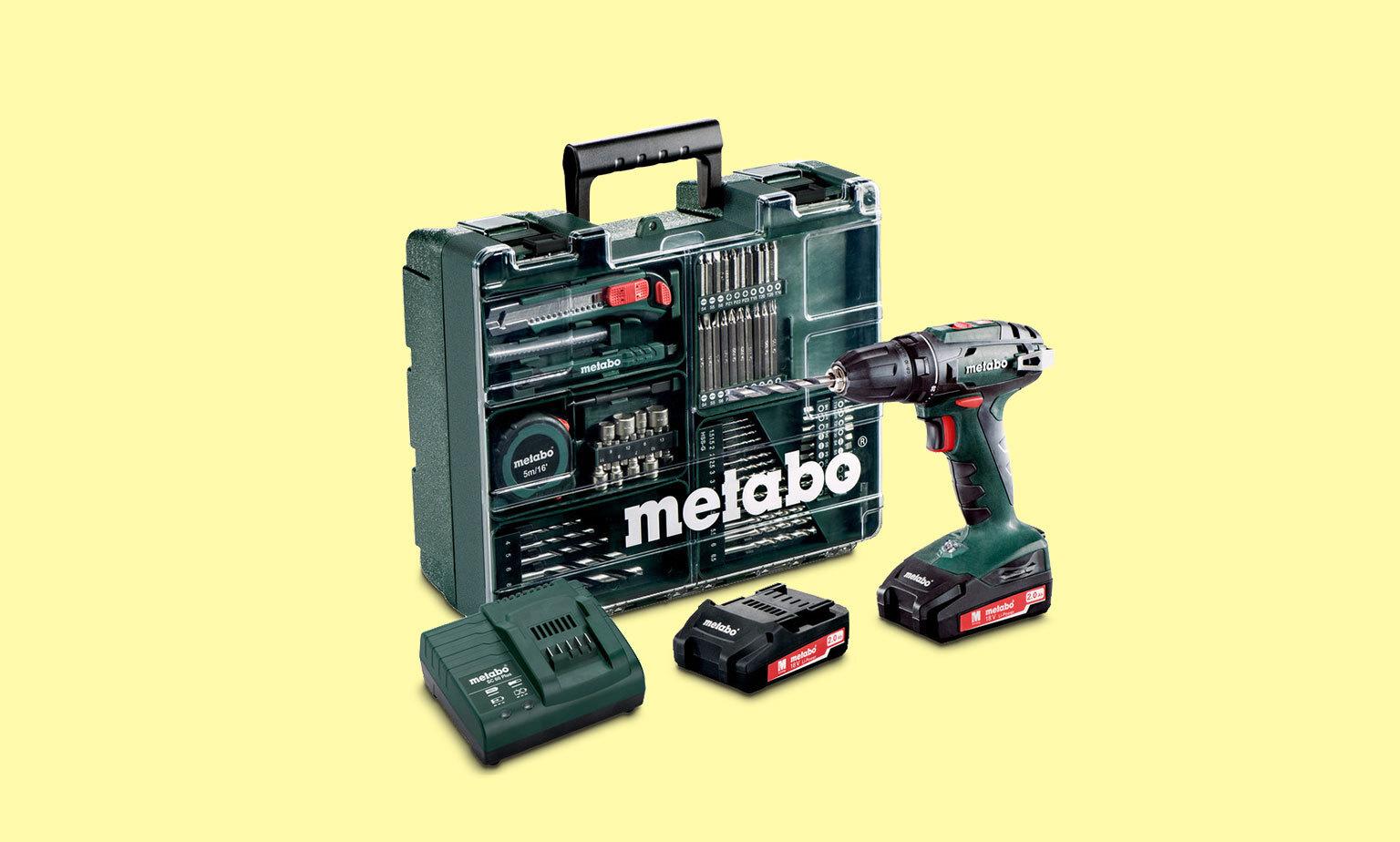 Werkzeug von Metabo bis zu -30%*