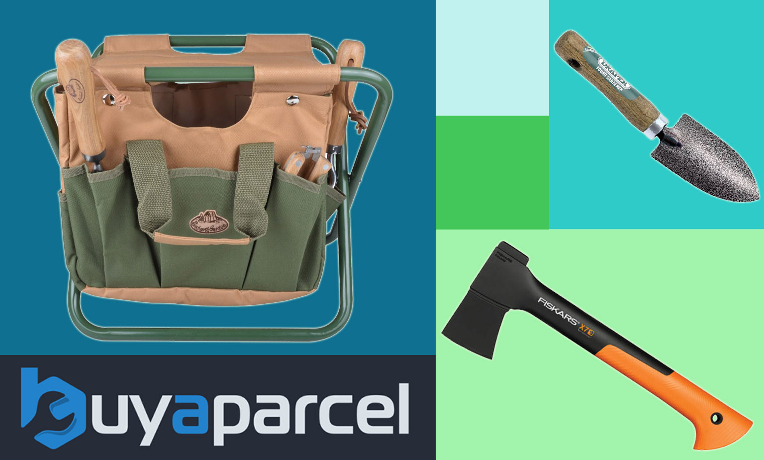 Up to 15% off Bosch, Fiskars, Bahco & More