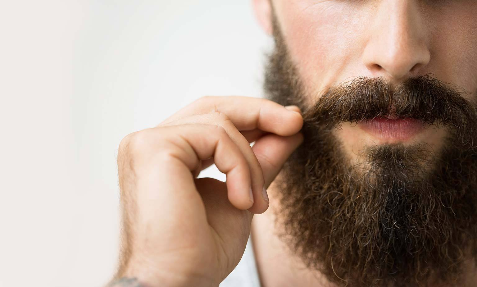 GROOMING FOR HIPSTER BEARDS