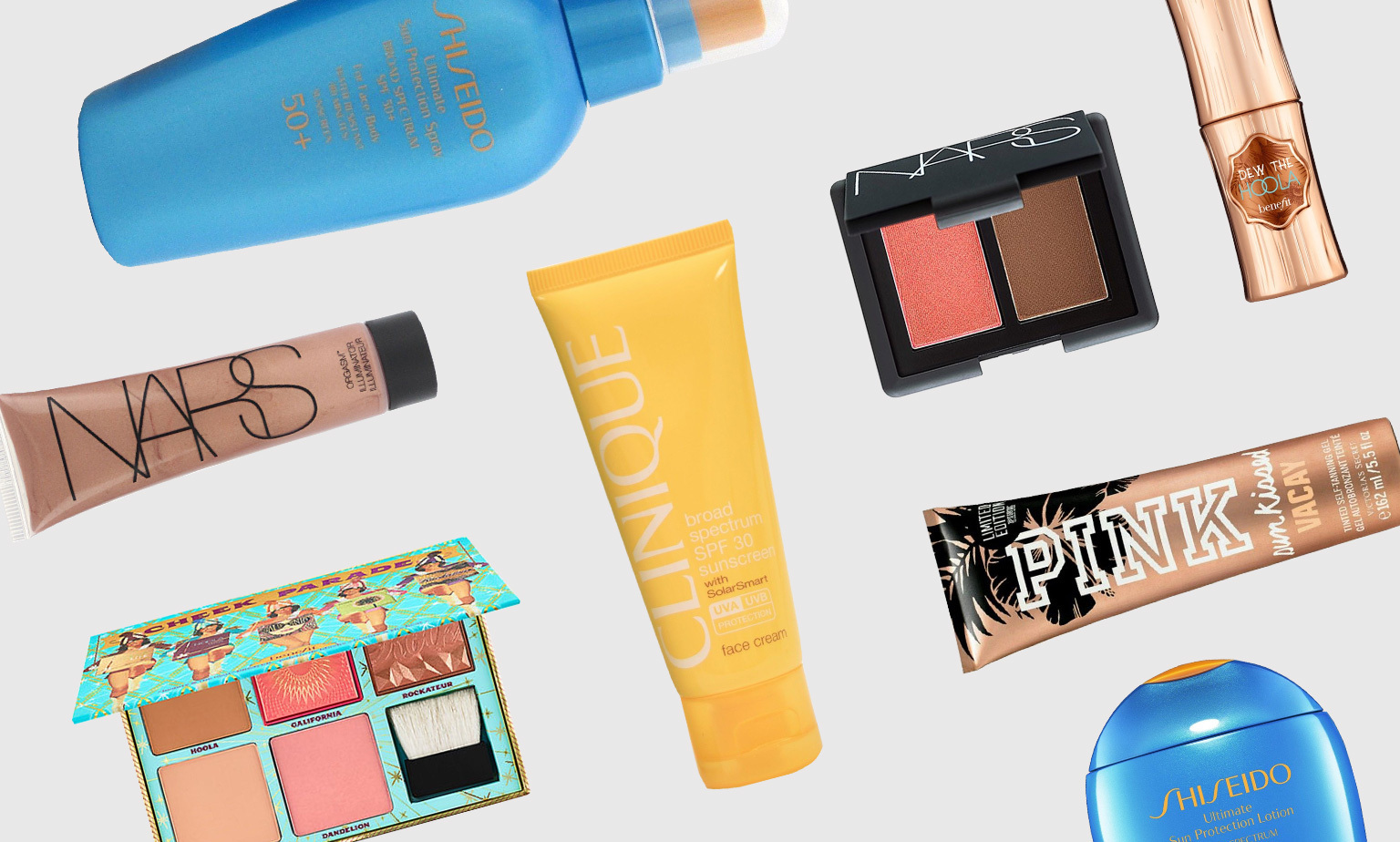 Get That Summer Glow, From $9.99