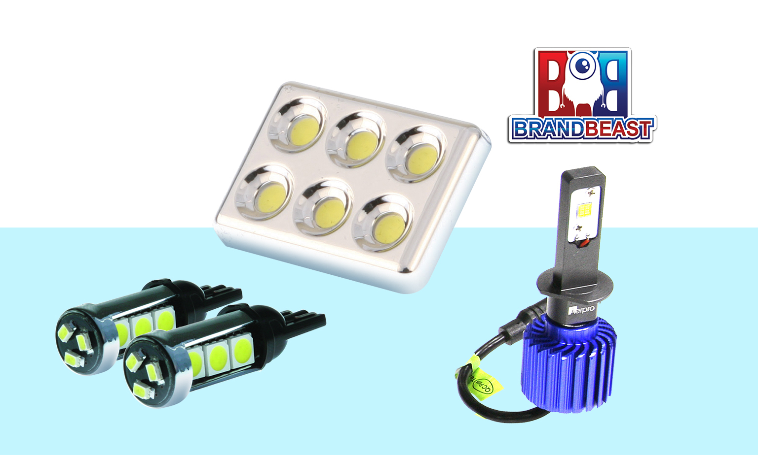Big Savings on Automotive Lighting