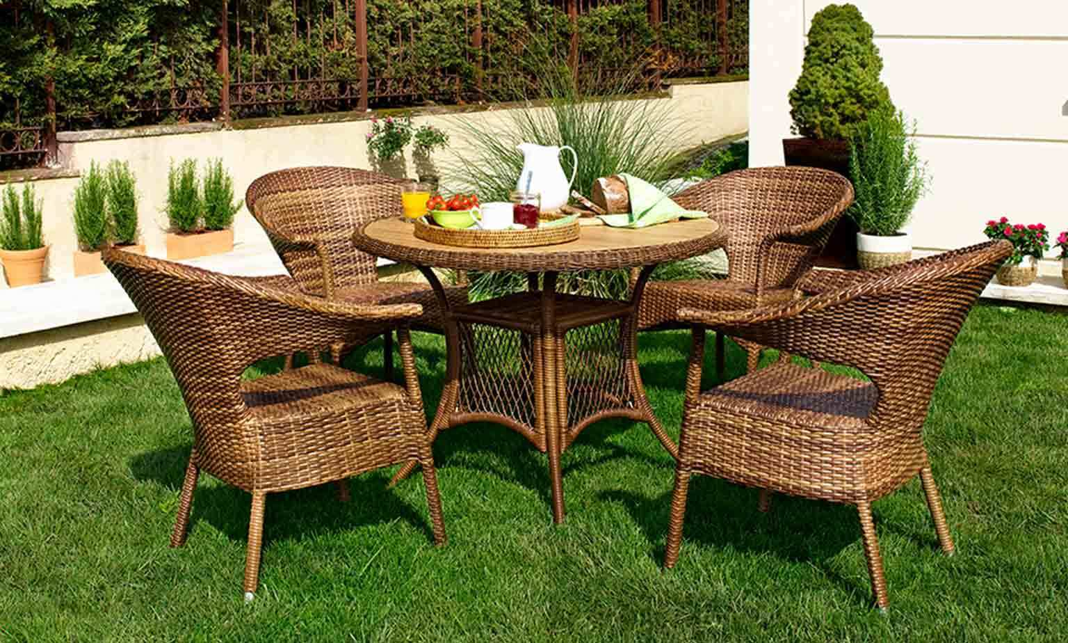 Save from 15% on Garden Furniture Sets