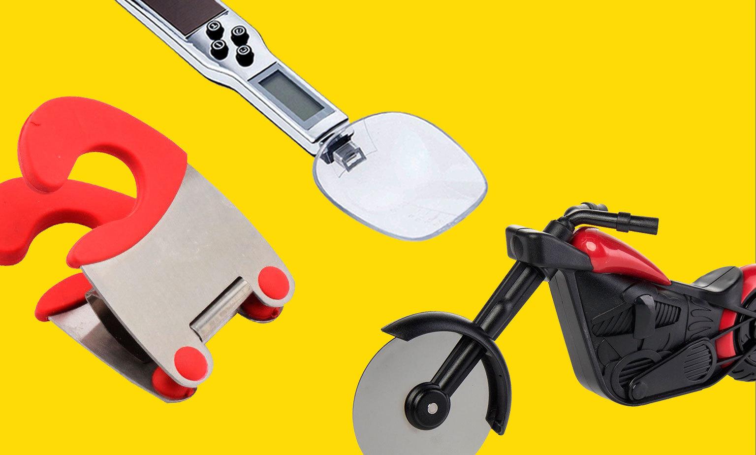 Gadgets de cozinha