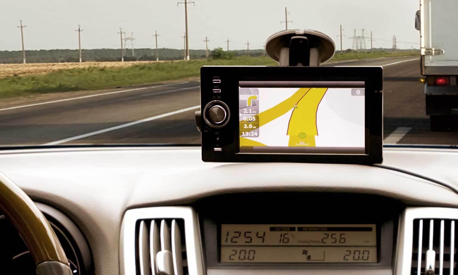 Gebrauchte Navigationssysteme