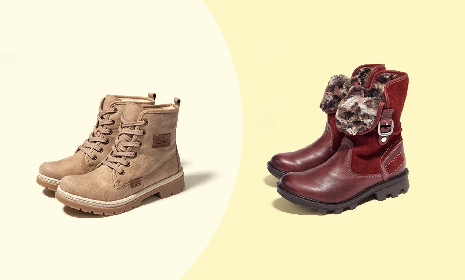 Sale: Bei Schuhen bis zu 50% sparen