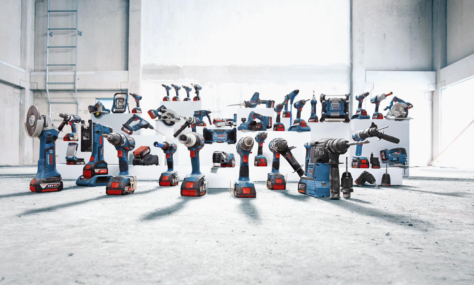 Bosch Sonderverkauf bis zu -60% gg. UVP