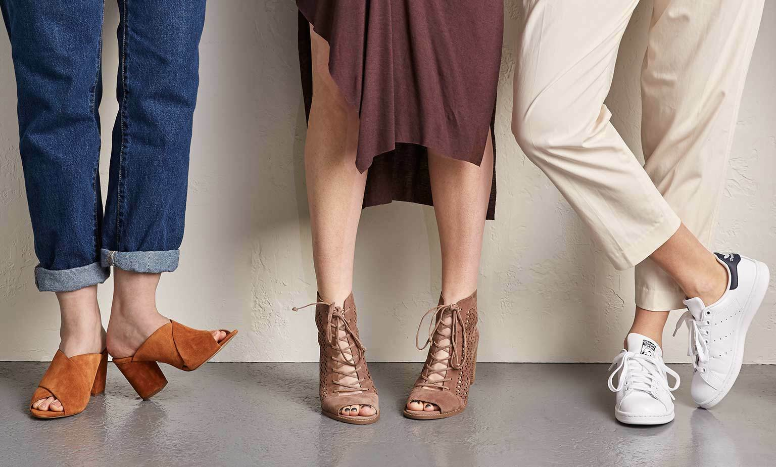 What's New in Women's Shoes