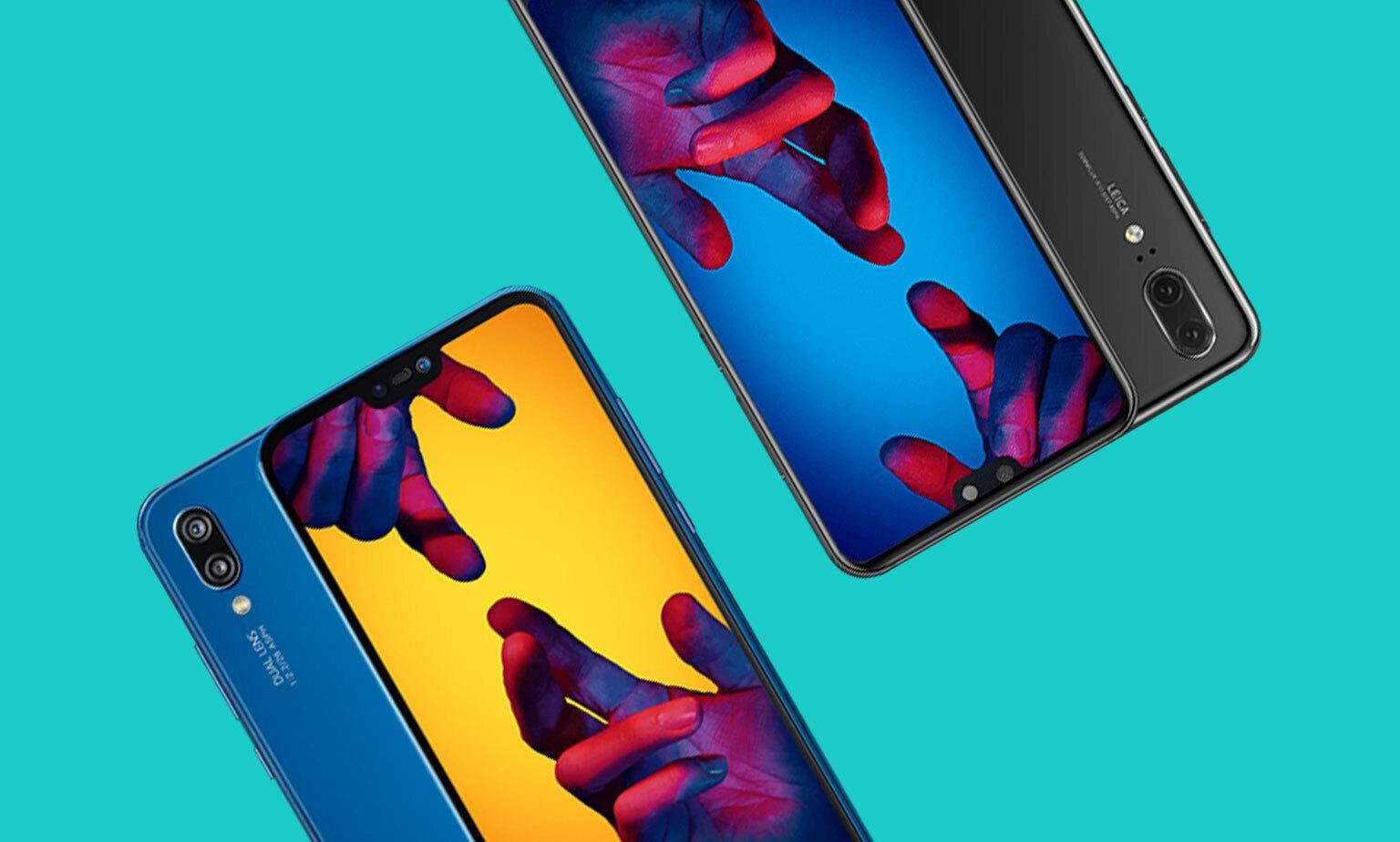 Huawei Smartphones kaufen & Cashback sichern