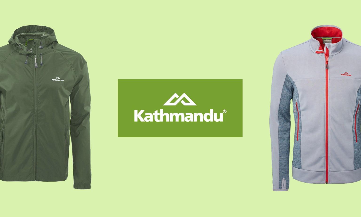 Save Up to 30% on Kathmandu