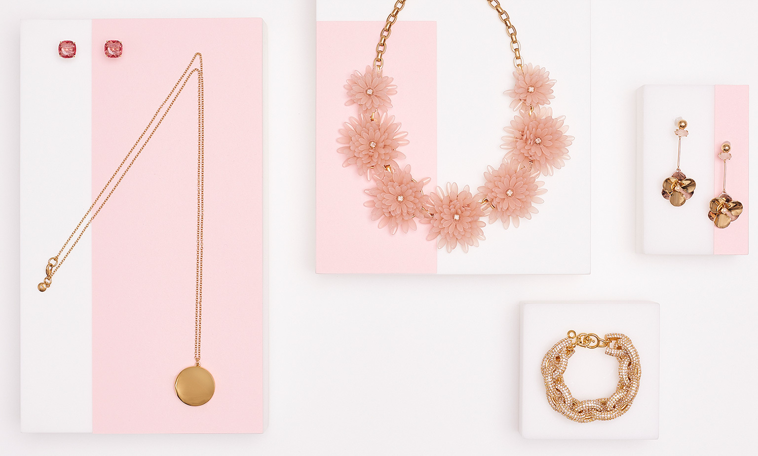 Fresh Jewelry Styles from $14.99