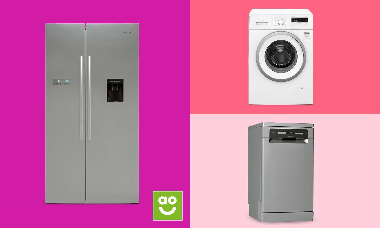 Large Appliances from AO!