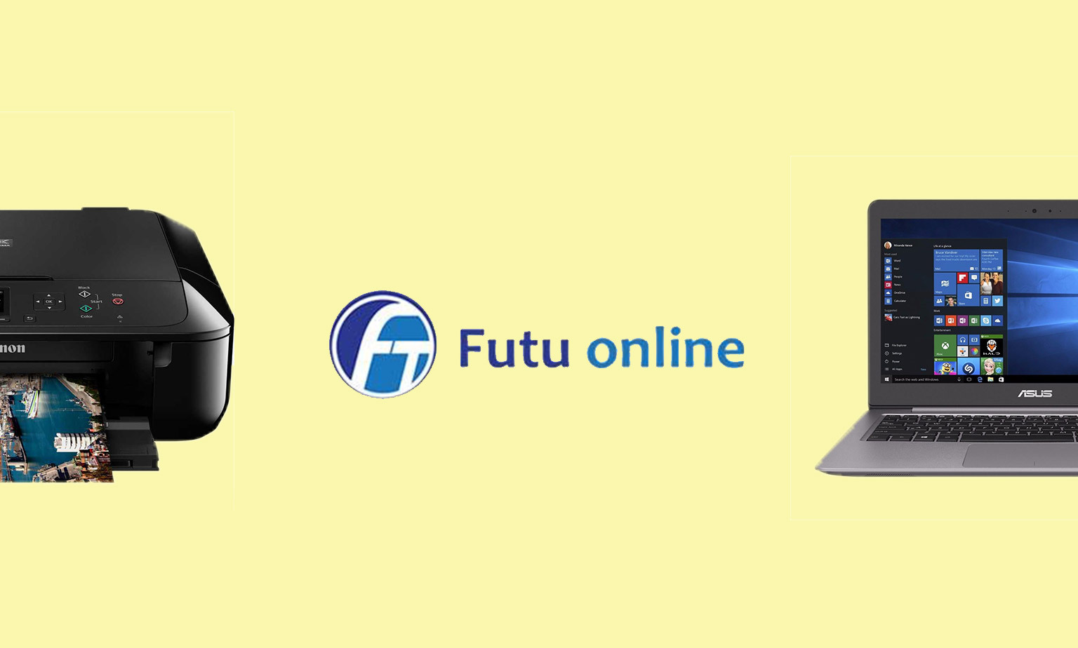 Shop Back to Business with FUTU