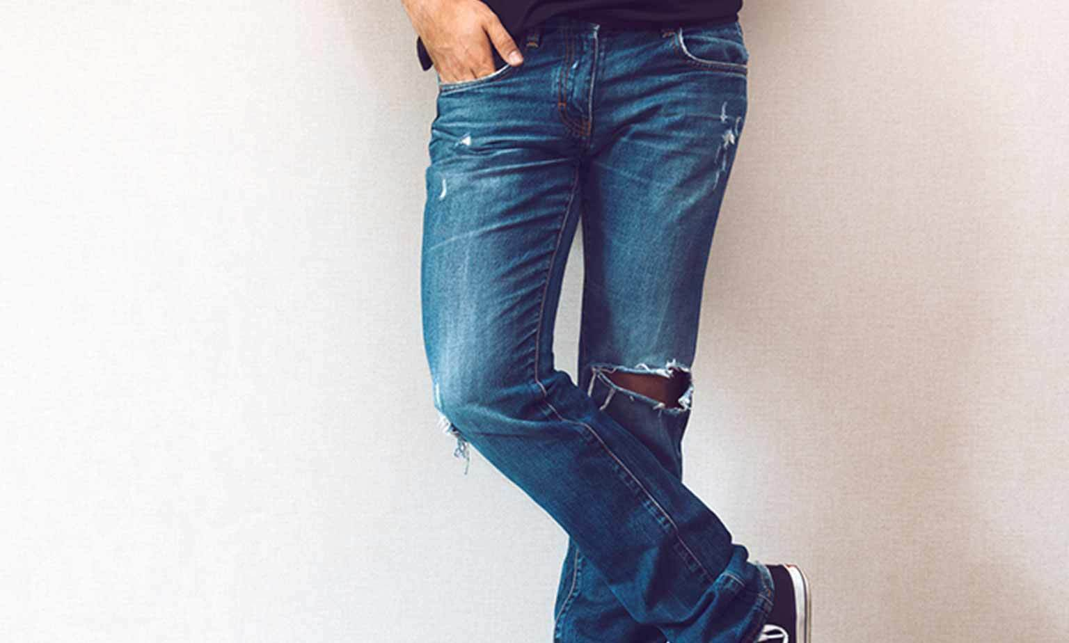 Men's Jeans & Trousers