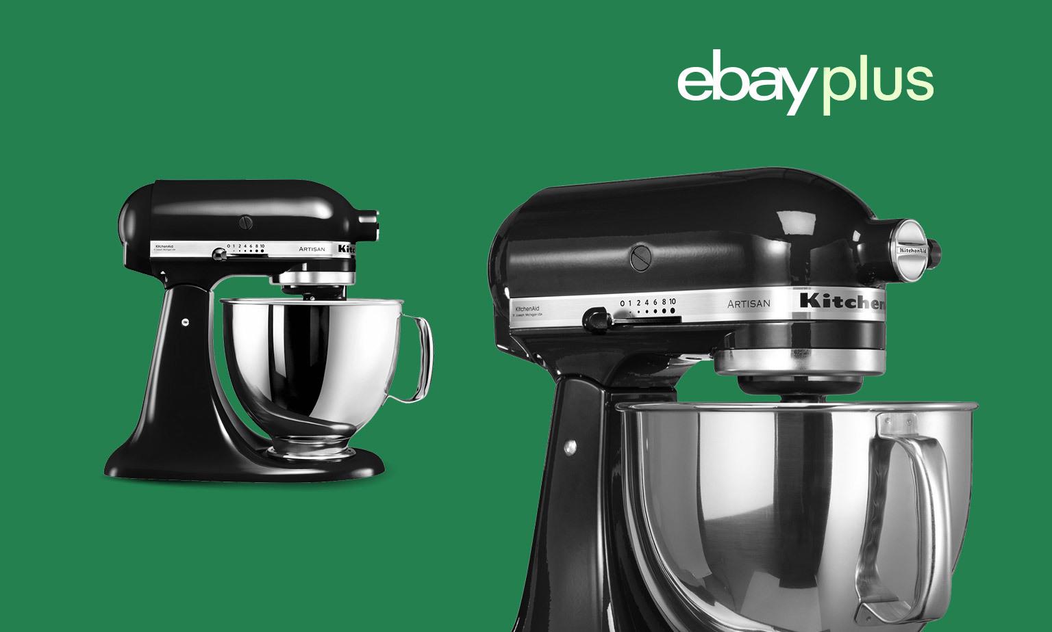 -15€ auf Kitchen Aid für eBay Plus-Mitglieder