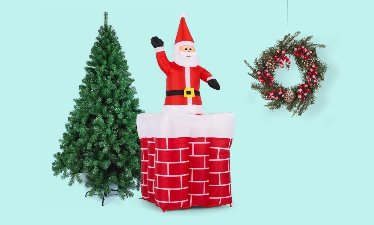 Prepara la tua casa per Natale fino a -60%