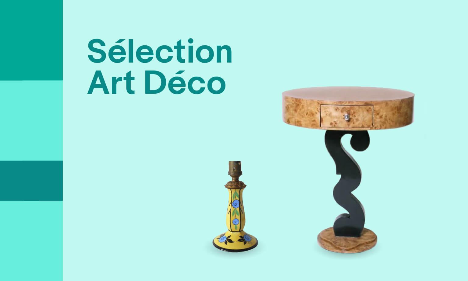 Sélection Art Déco
