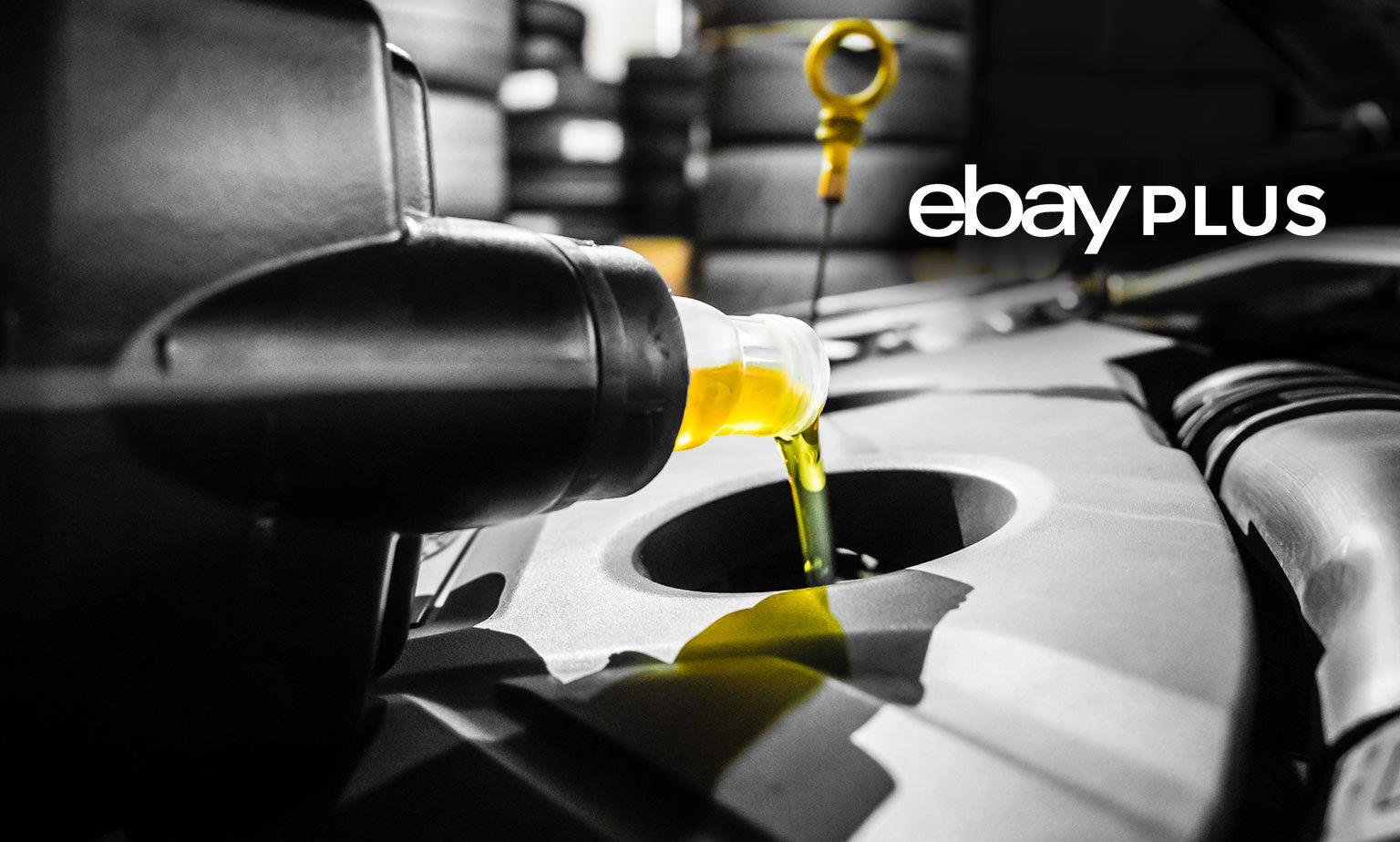 Öl & Schmiermittel mit eBay Plus-Vorteilen