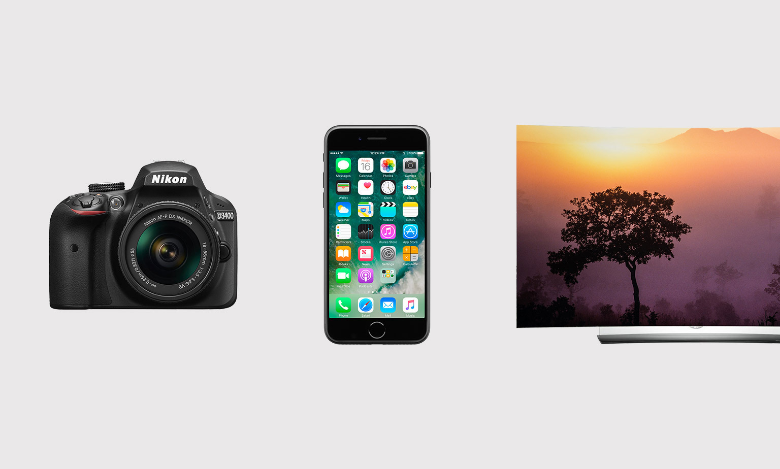 Spend Your Tax Refund on Electronics