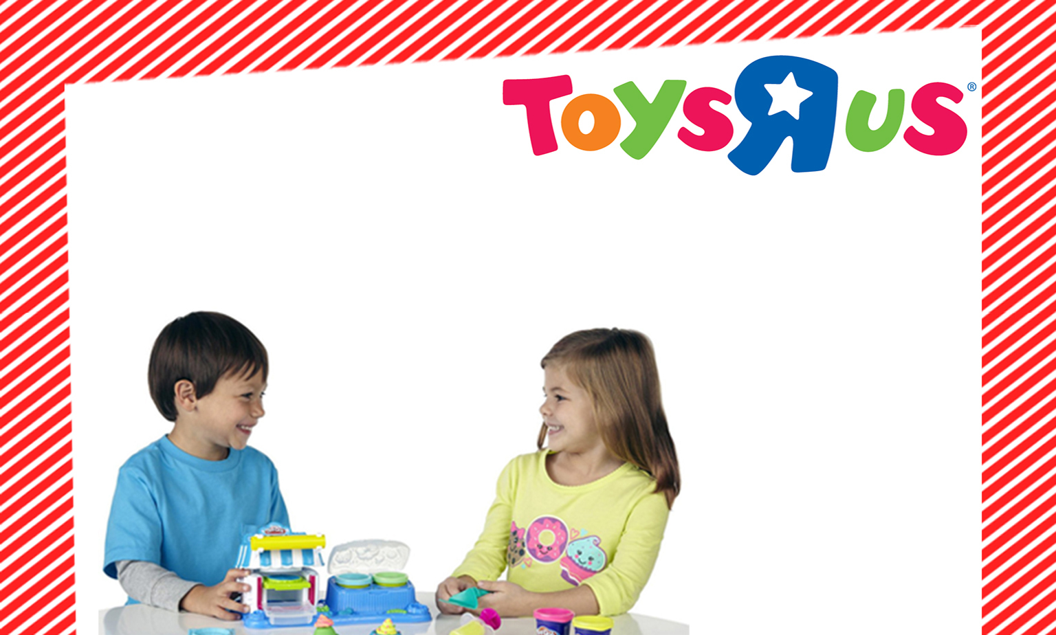 big brand toys event with toys r us