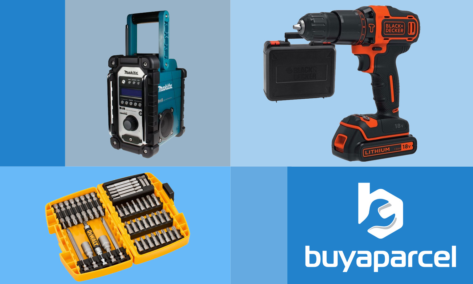 Shop Our Great Selection of Branded Tools