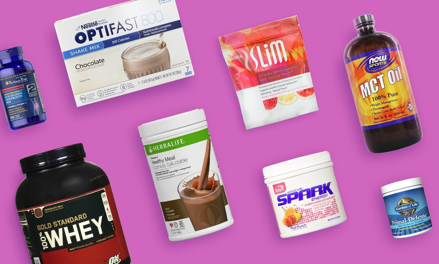 Vitamins & Supplements From $9.99