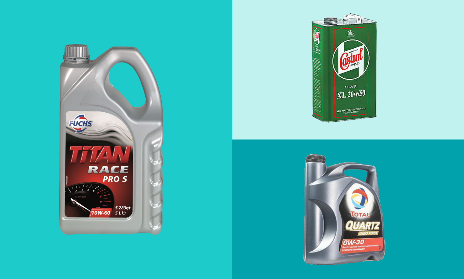 Up to 15% off Engine Oils