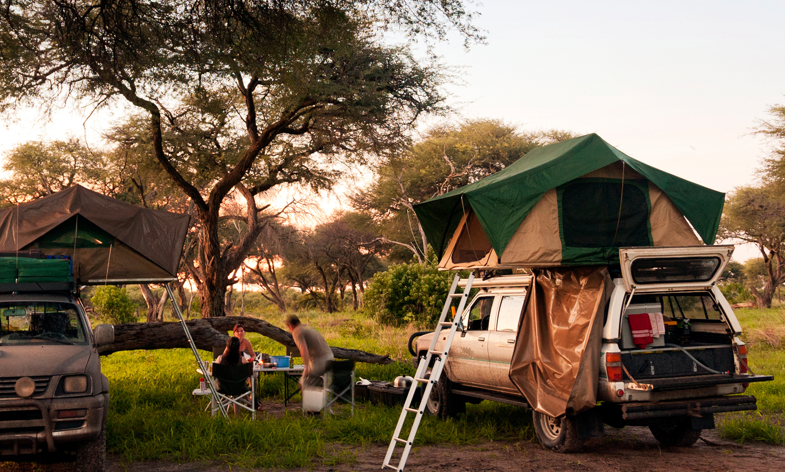 Gear Up At Outbax Camping