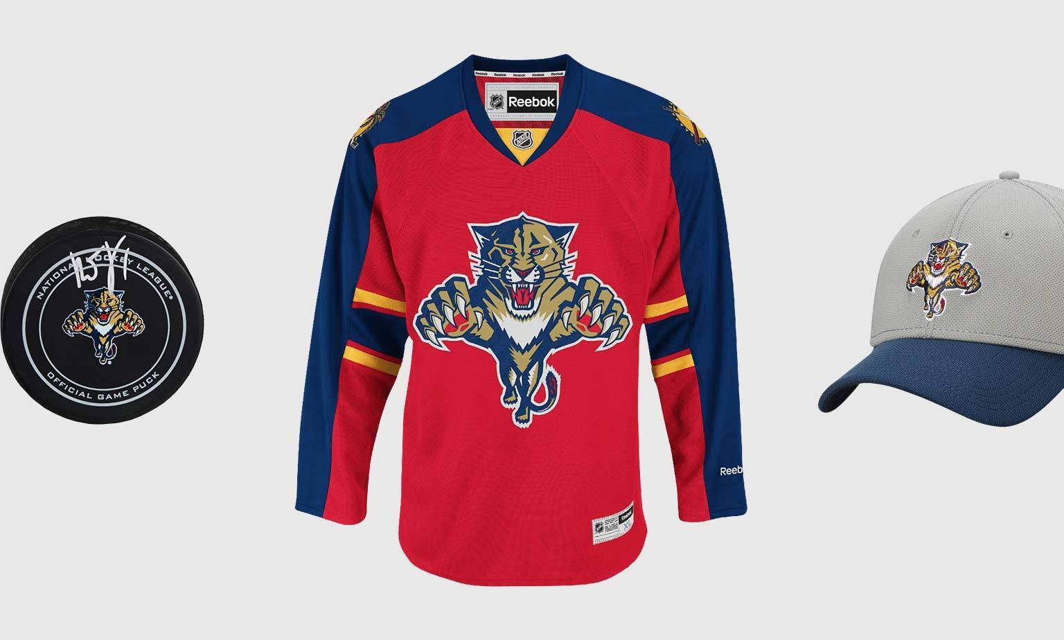 outlet store 0070e daba3 Florida Panthers Fanatics Branded Authentic Pro Rinkside Full-Zip Jacket -  Navy
