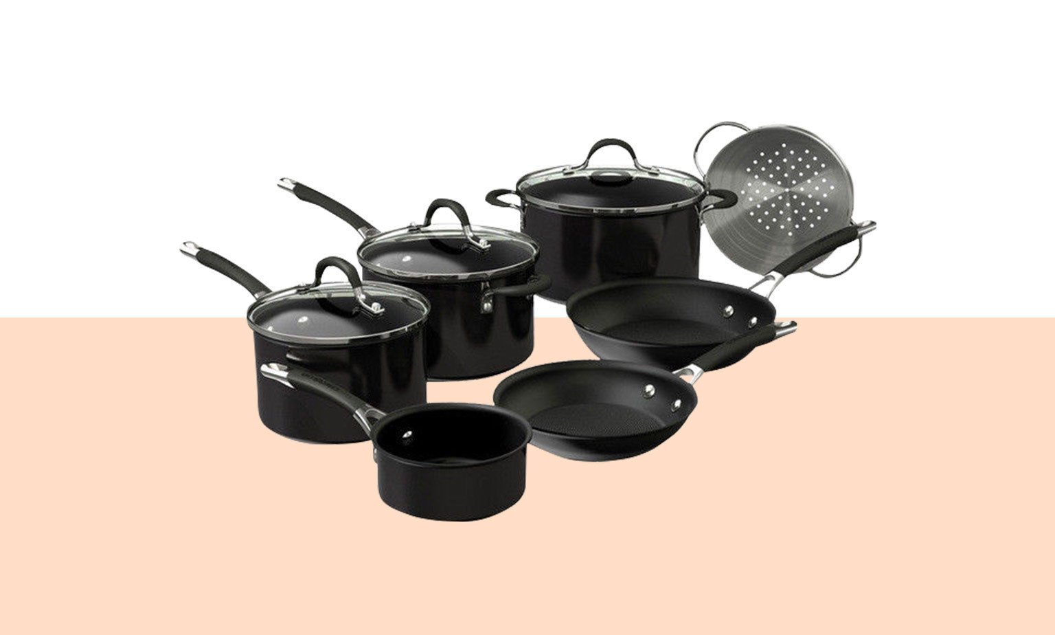 20% off Cookware*