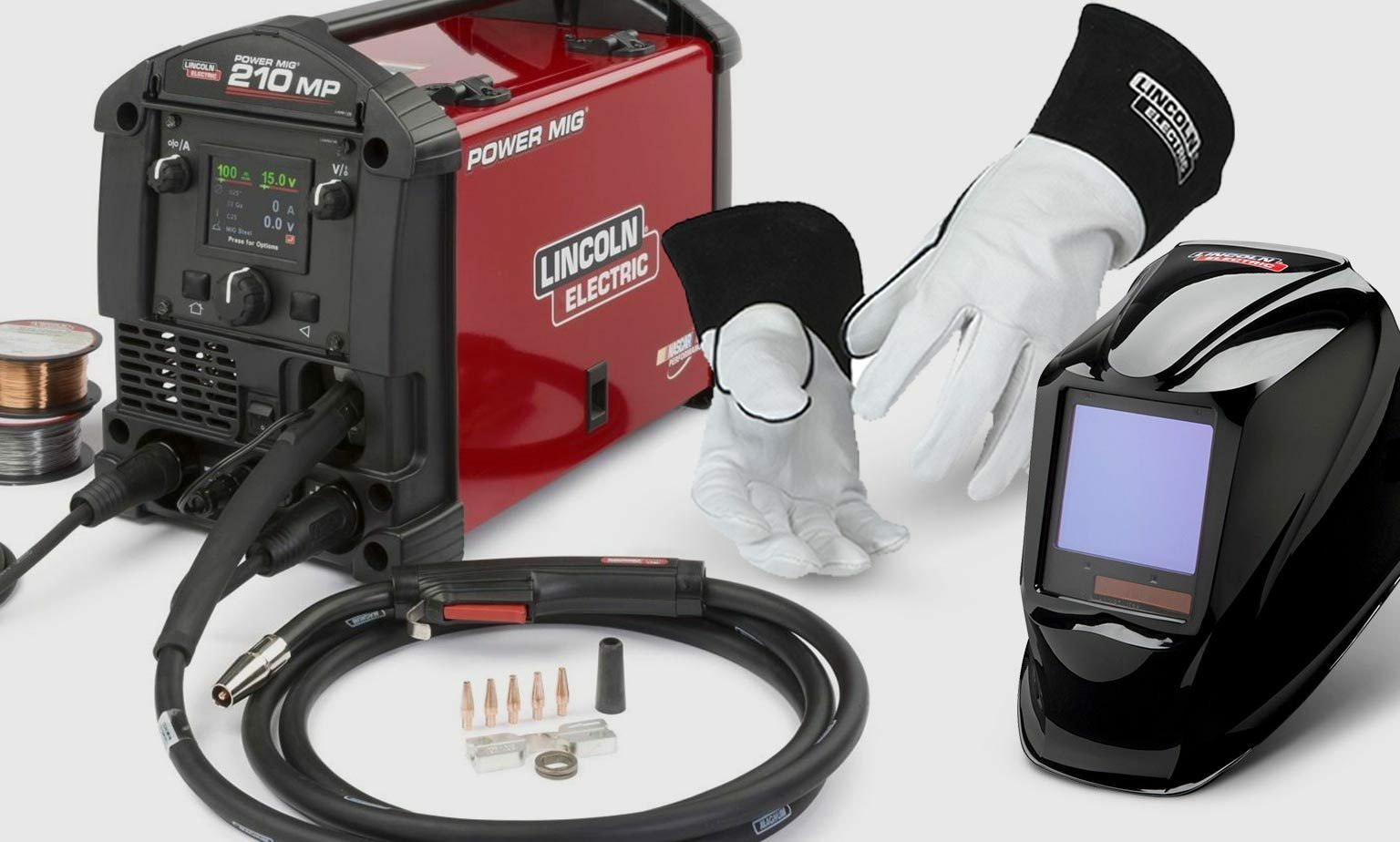 Welders and More from Lincoln Electric