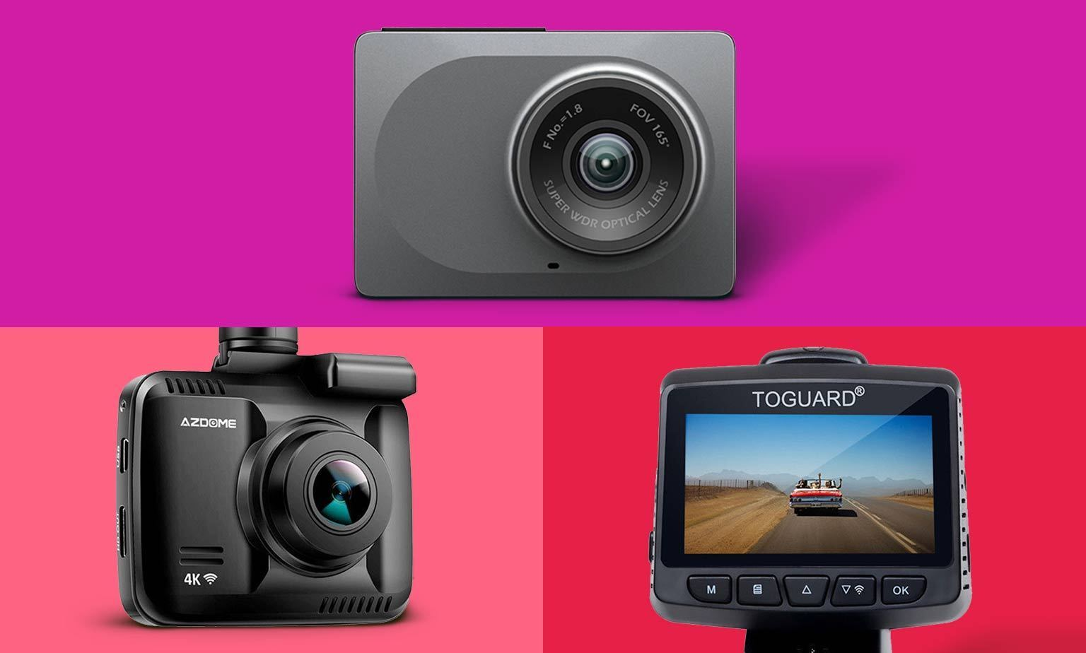 Big Deals on Dash Cams & Diagnostics